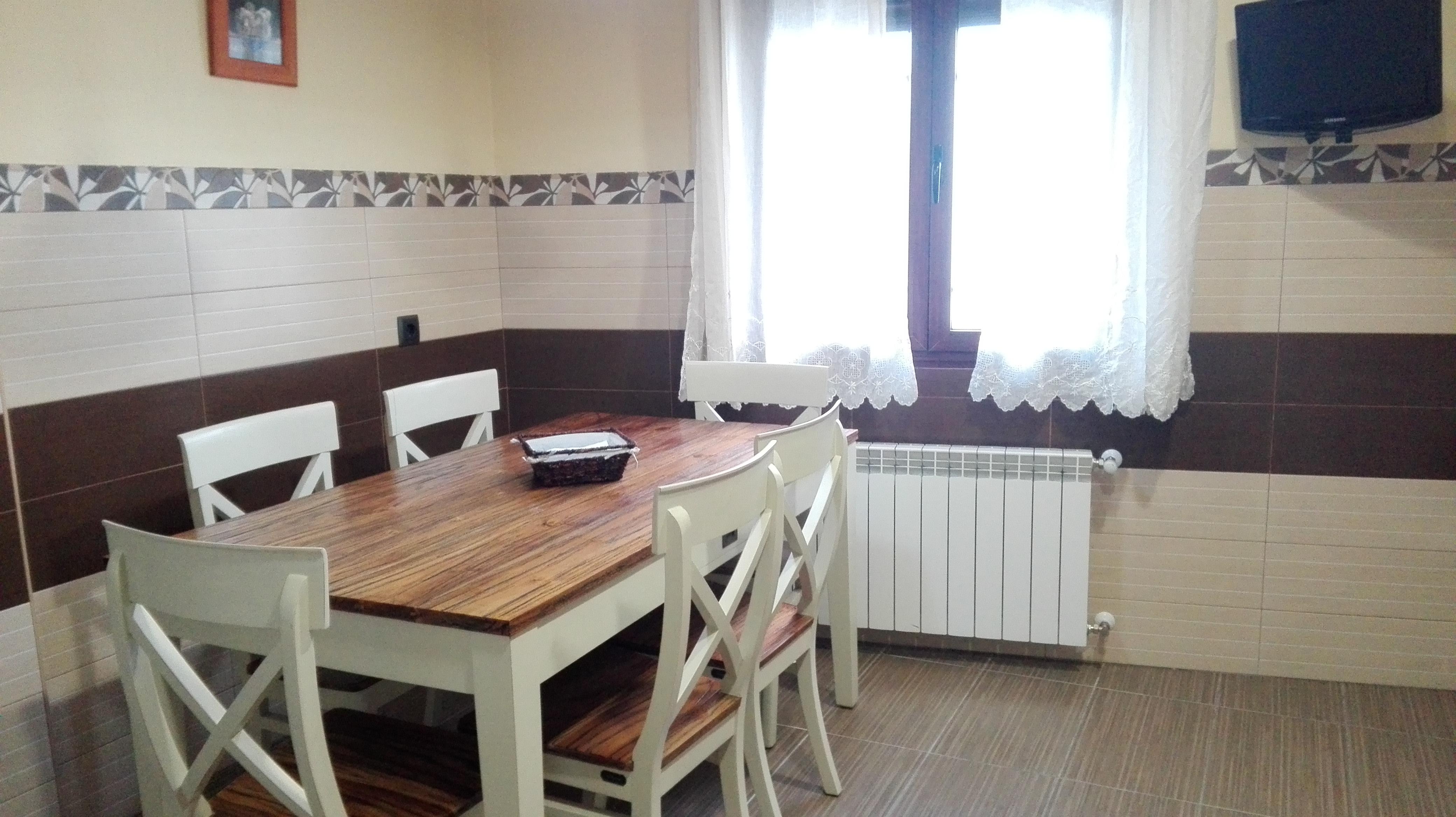 Cocina comedor casa rural el mirador y relax - Cocina casa rural ...