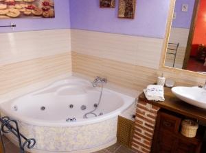 bañera de hidromasaje dormitorio principal
